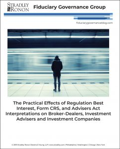 Fiduciary Governance Group - Best Interest Portfolio 2019 Cover