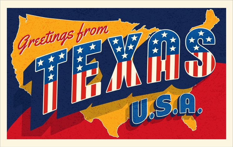 Greetings from Texas USA.